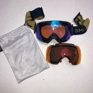 Smith Motorcycle goggles